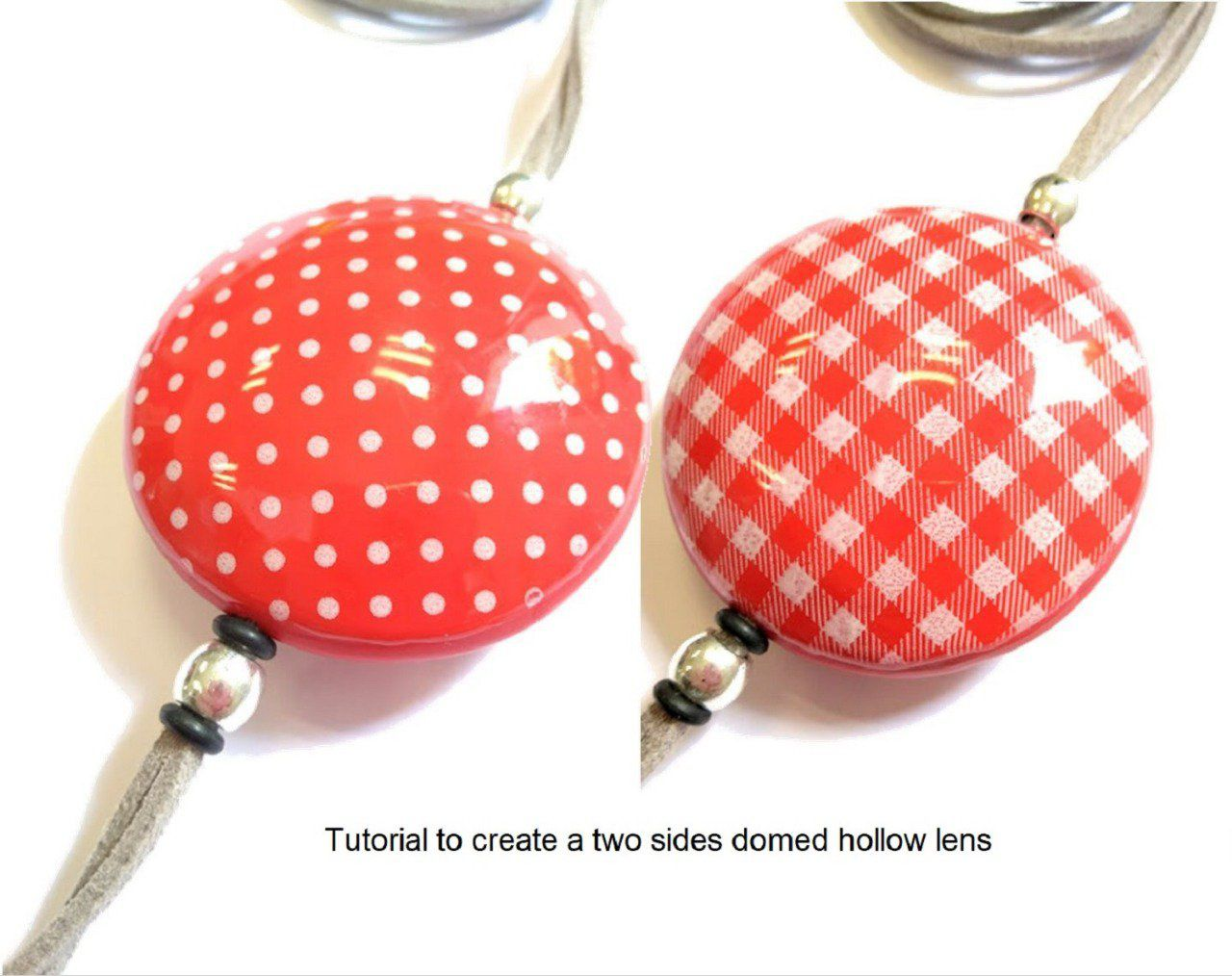 TUTORIAL HOLLOW BEAD, 2 sides-english